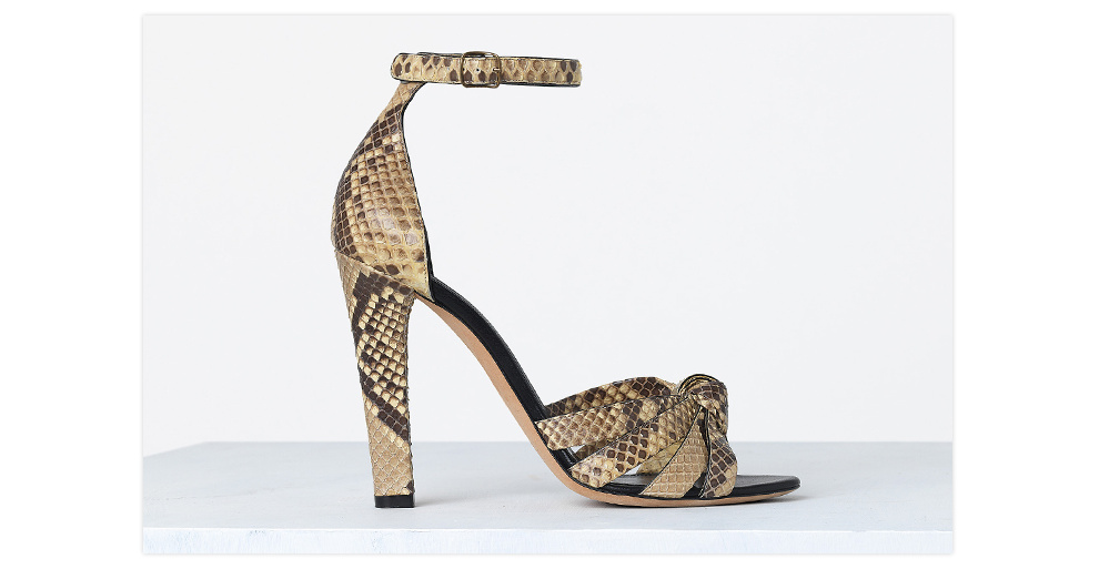Céline Python Heels Discounts Online Clean And Classic Clearance Wide Range Of Cheap For Sale 3W8shbFIjl
